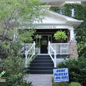 Increase house value for sale by painting exterior Newmarket